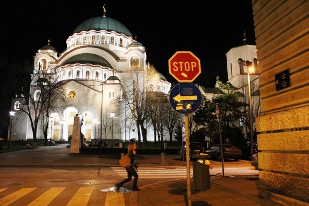 Belgrad Aziz Sava Katedrali