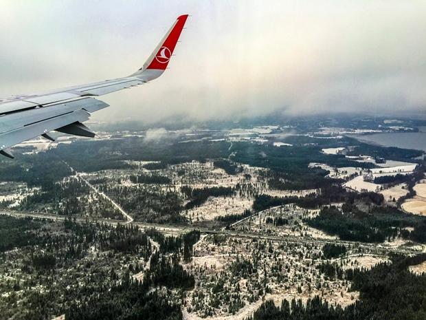 Oslo uçak bileti