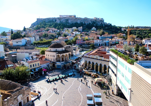 atina_monatiraki_meydani_akropolis