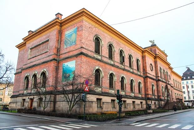 oslo_ulusal_galeri