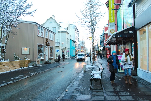 reykjavik_laugavegur_caddesi_izlanda