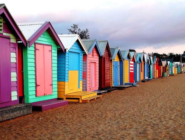 Brighton_Plaji_Melbourne_avustralya