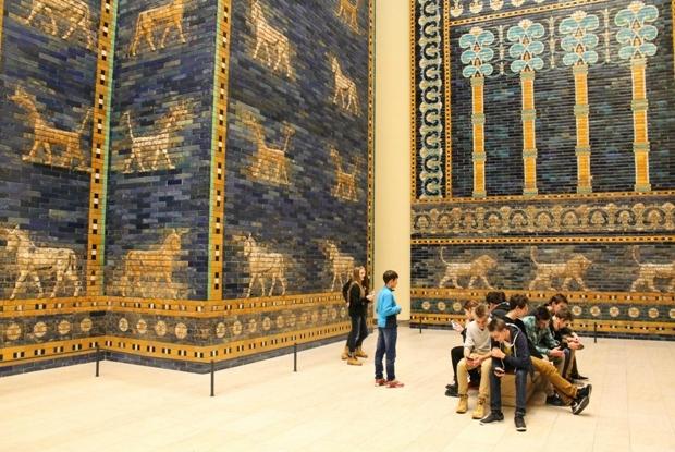 berlin-bergama-muzesi-istar-kapisi