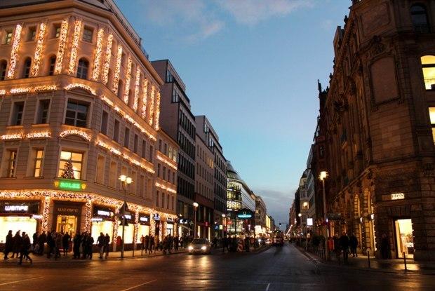 berlin-friedrichstrasse