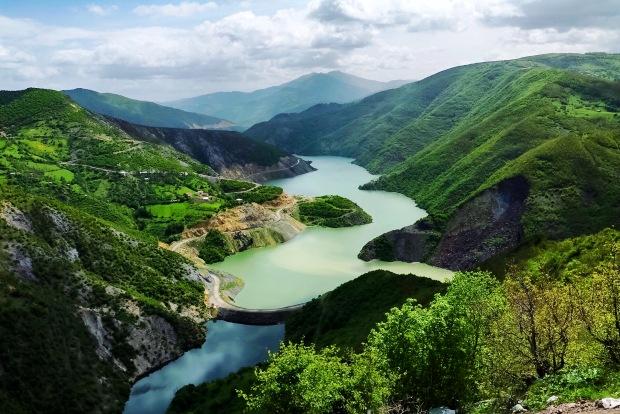 ordu-baraj