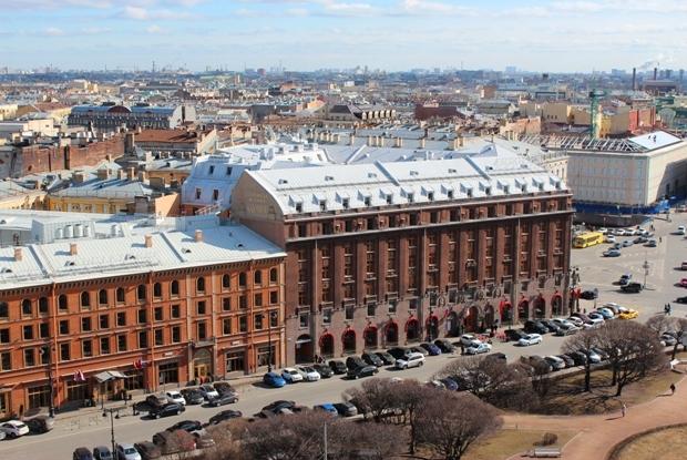 St. Petersburg otelleri