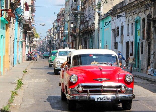 küba arabaları