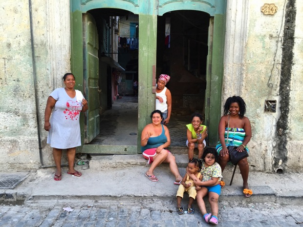 kübalı kadınlar