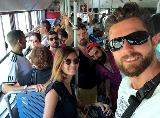 Küba otobüs