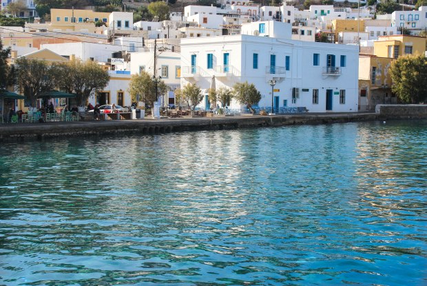 Leros Yunanistan
