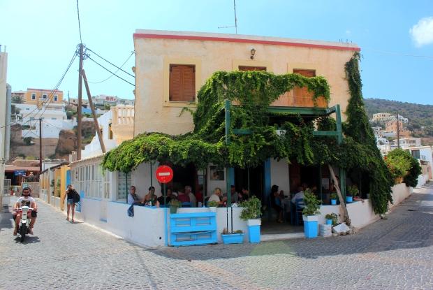 Leros taverna