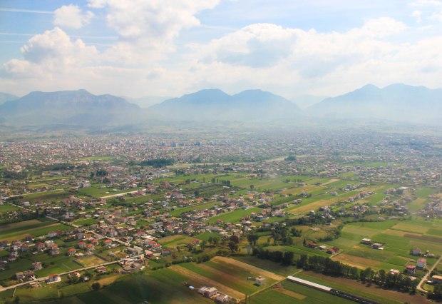 tiran dajti dağı